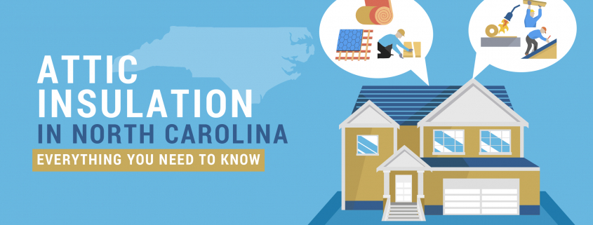 Attic Insulation in North Carolina - Everything You Need to Know