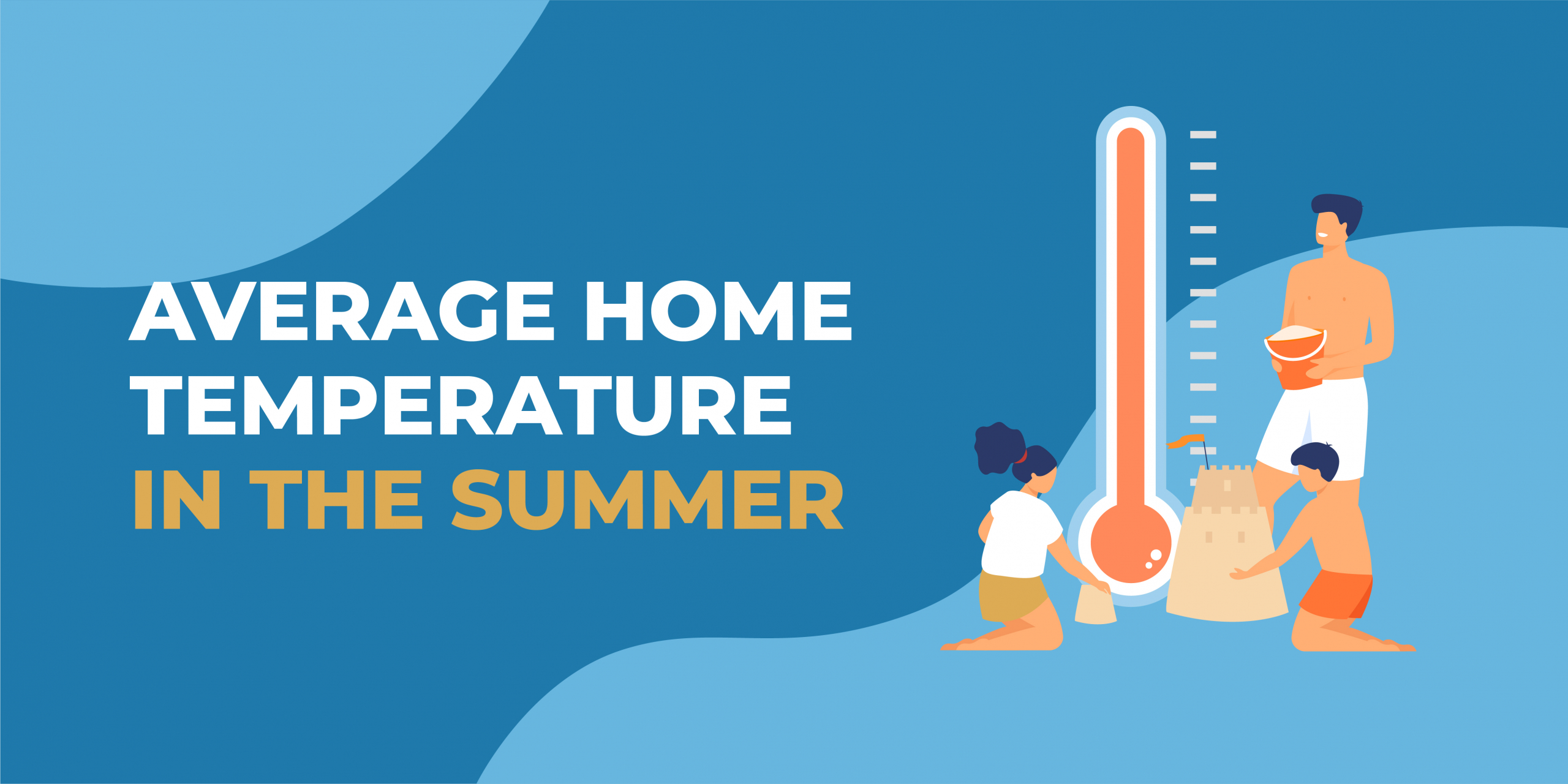 Average Home Temperature in Summer