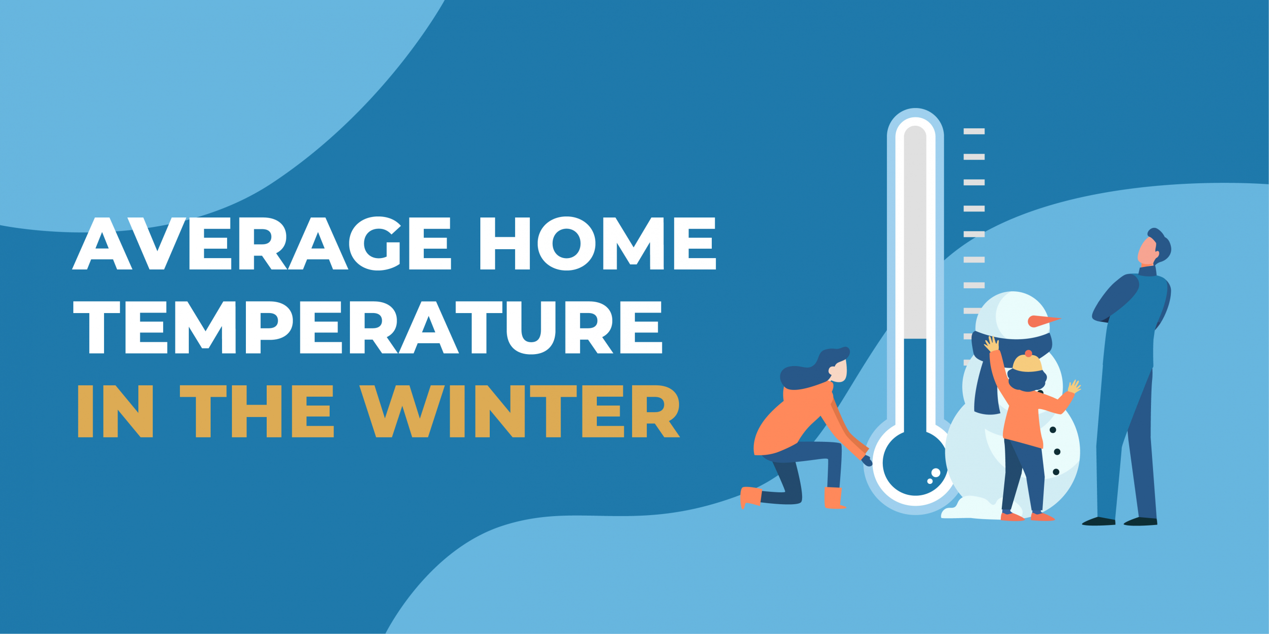 Average Home Temperature in Winter