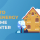 How to Save Energy At Home in Winter