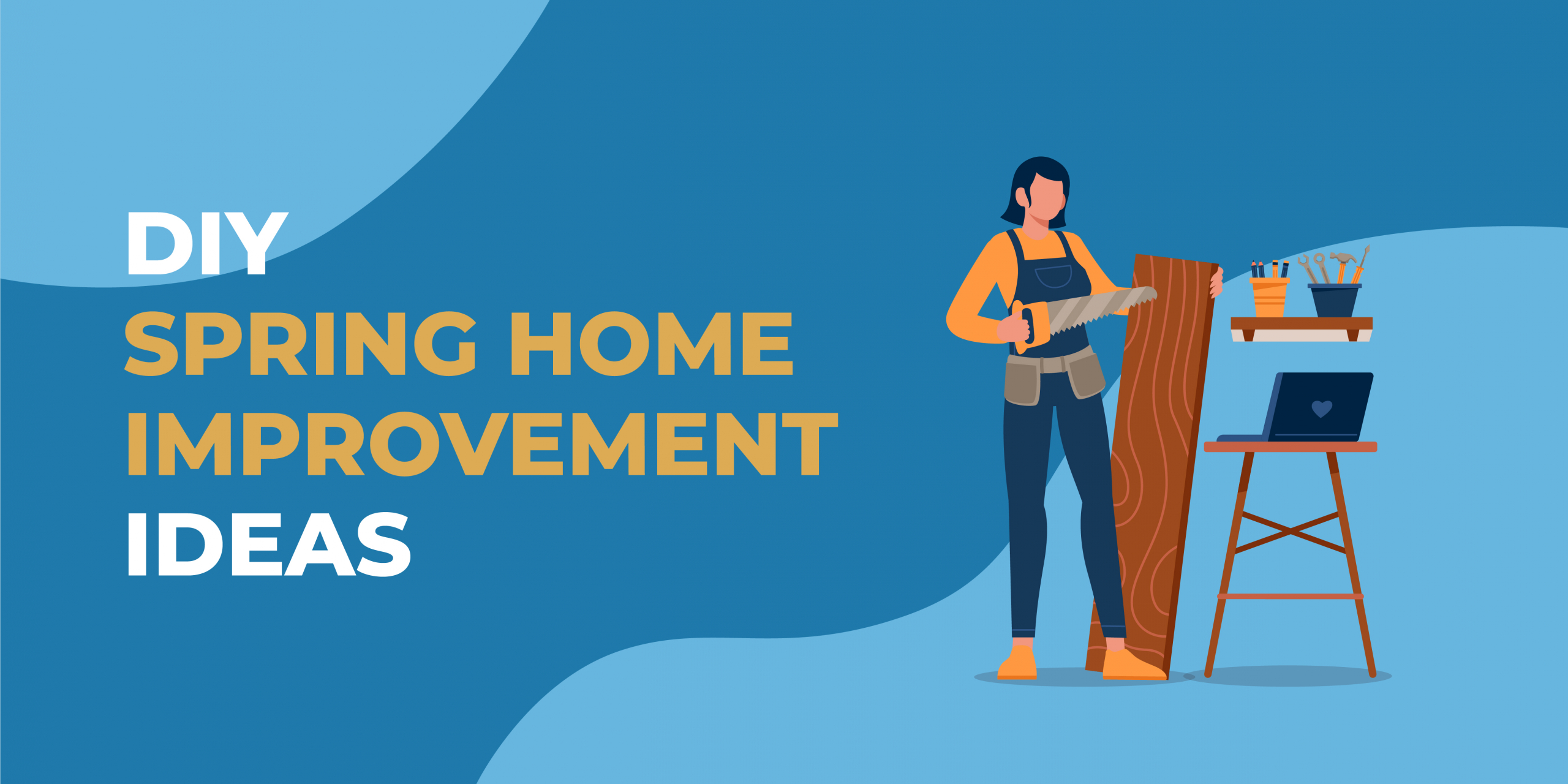 DIY Spring Home Improvement Projects