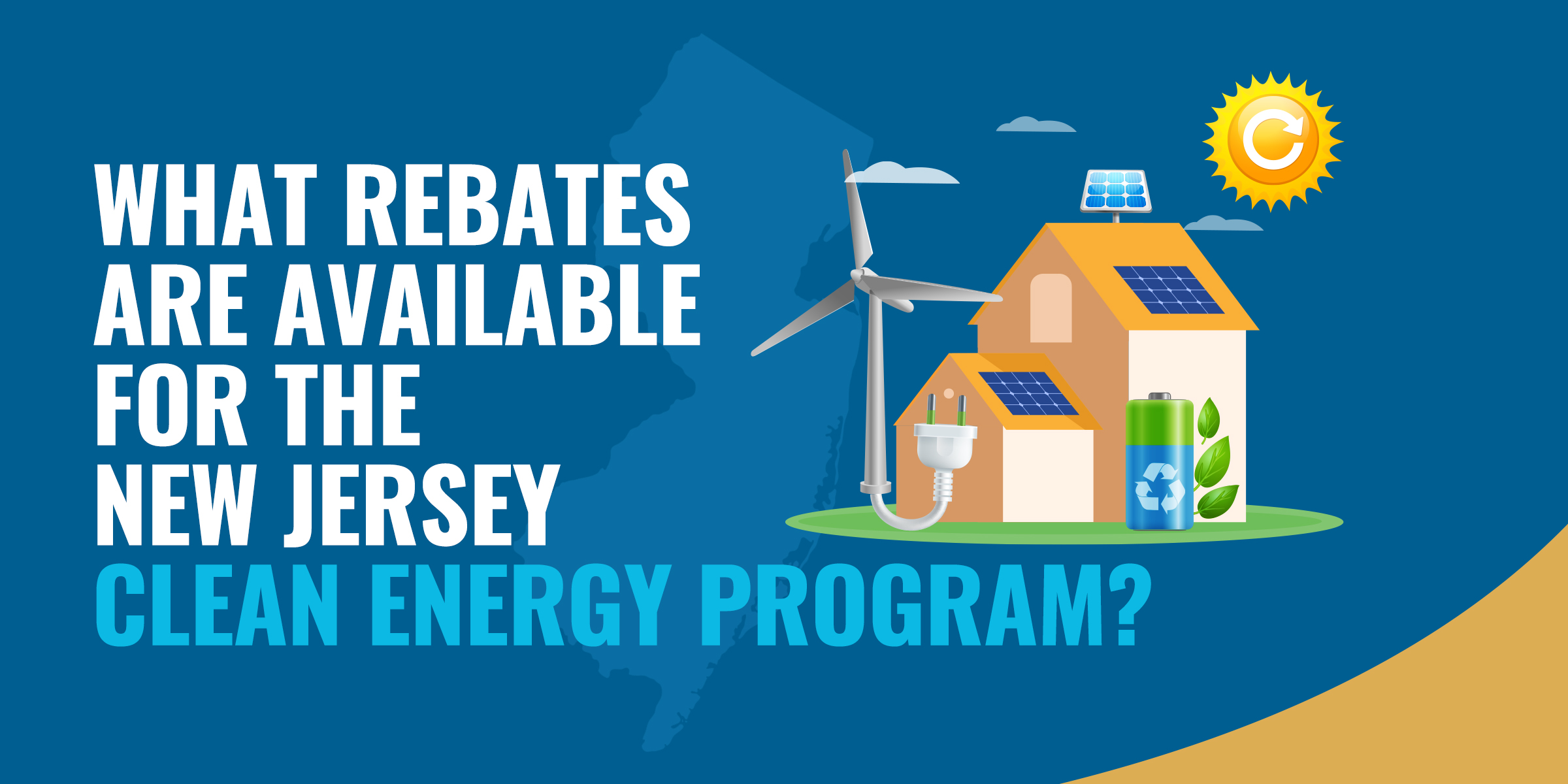 New Jersey Clean Energy Program Rebates