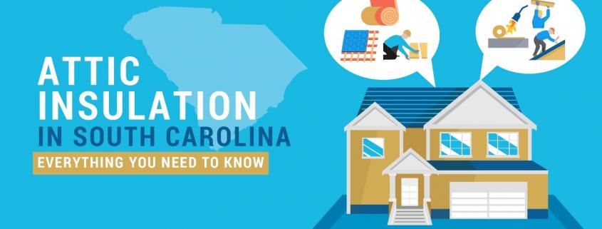 Attic Insulation in South Carolina