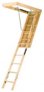 Best Attic Stairs - Louisville Wood Ladder