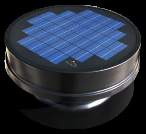 Best Solar Attic Fan - Solaro