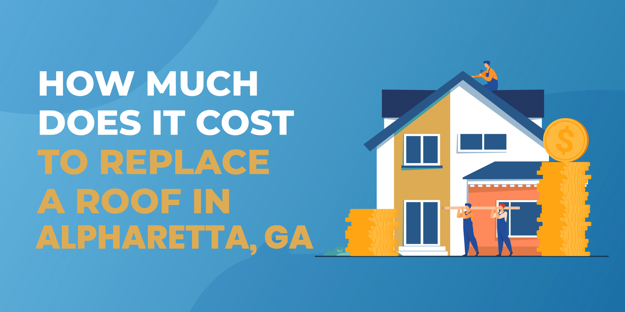 How Much Does It Cost to Replace a Roof in Alpharetta?