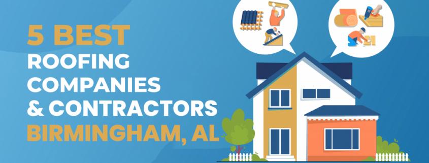 5 Best Roofing Companies & Contractors in Birmingham, AL