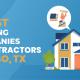 5 Best Roofing Companies & Contractors in El Paso, TX