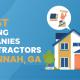 5 Best Roofing Companies & Contractors in Savannah, GA